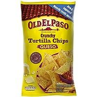 Old El Paso - Tortilla Chips Crunchy Queso 185 g