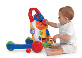 Amazon Com Chicco Baby Activity Walker Toys Amp Games