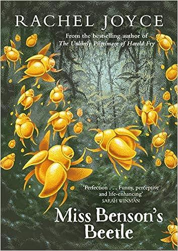 Miss Benson's Beetle: An uplifting story of female friendship against the  odds: Amazon.co.uk: Joyce, Rachel: 9780857521989: Books
