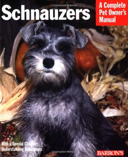 East Coast Pet Supplies (Schnauzers (Complete Pet Owner's Manual))