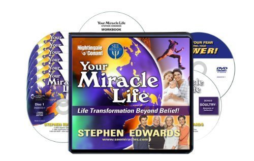 Your Miracle Life: Life Transformation Beyond Belief! (8 CDs, Bonus CD of Soultry, DVD, PDF Workbook) pdf