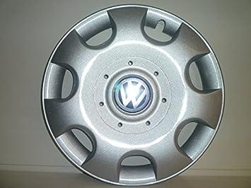 Juego de Tapacubos 4 Corpicerchio Diseño VW Golf (16 V, r, S): Amazon.es: Coche y moto