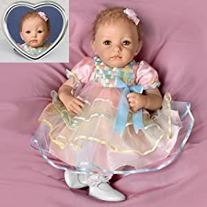 Amazon.com: Ashton Drake Adorable Baby Ella Pretty as ...