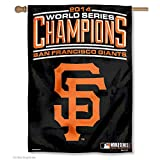 San Francisco Giants Official MLB 27 inch x 37 inch Vertical Flag by Wincraft