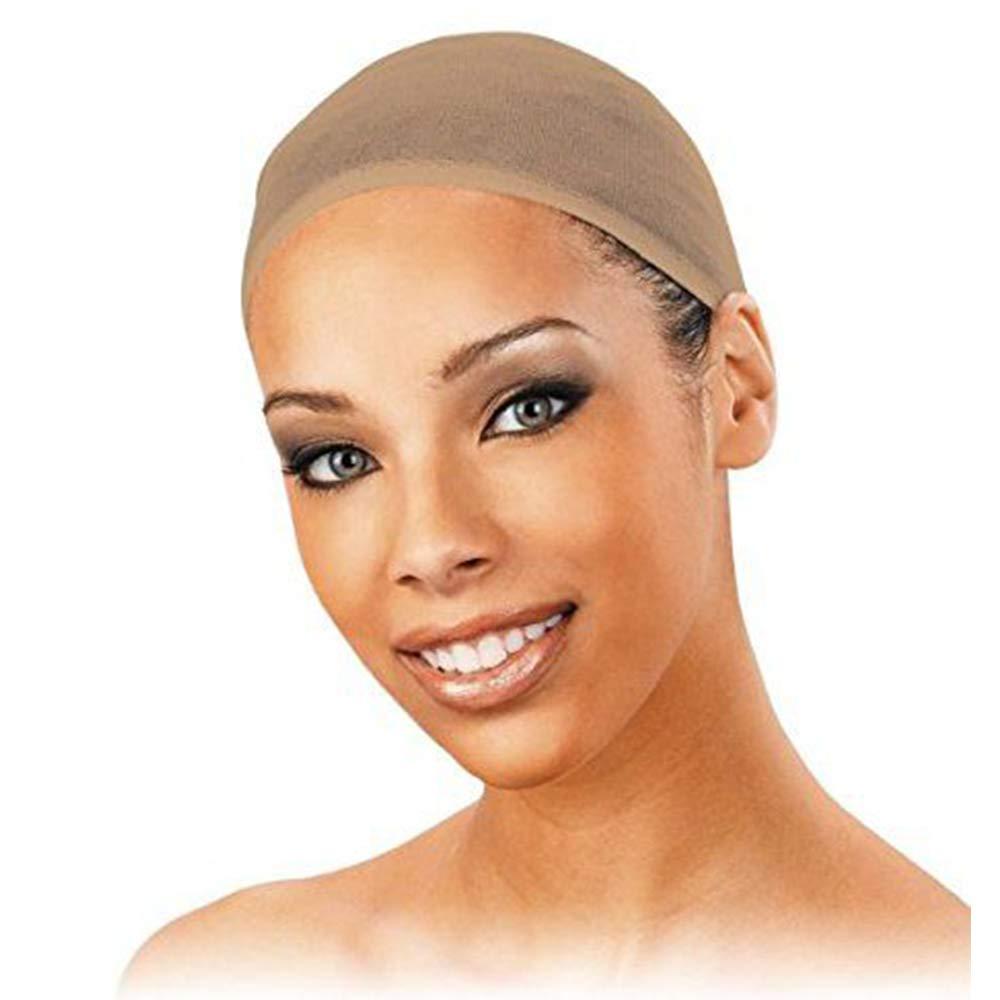 Zenith Unisex Wig Caps Nude Colour-Lace Front Wigs Caps 2 Pieces by Zenith