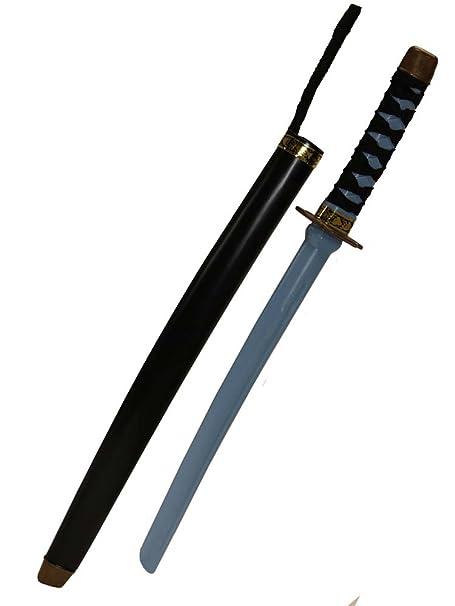 b3cc8fa695 Amazon.com: Plastic Ninja Samurai Toy Sword [13689419] Black: Clothing
