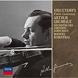 ヴュータン:ヴァイオリン協奏曲第4番・第5番
