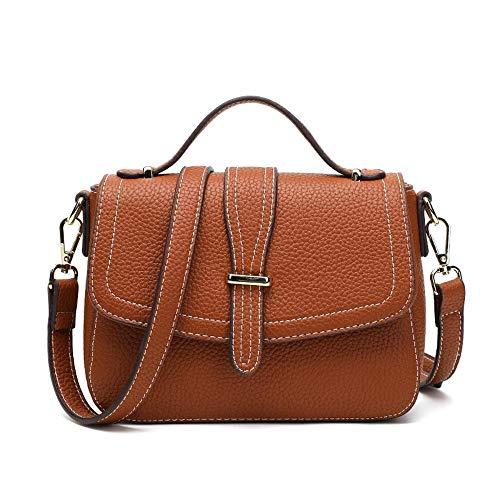 Hand Circlefly Plazoleta femminile Lychee Bag Bag Crossbody coreana Pattern Fashion D Versione drCxBeoW