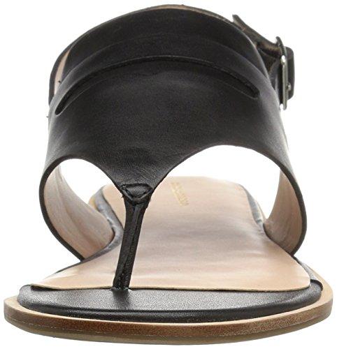 Gh Bass & Co. Vrouwen Maddie Platte Sandaal Zwart
