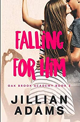 Amazon Fr Falling For Him A Young Adult Sweet Romance