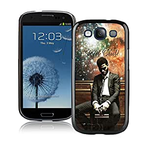 Samsung Galaxy S3 I9300 Kid Cudi Black Cellphone Case Customized and Fashion Design