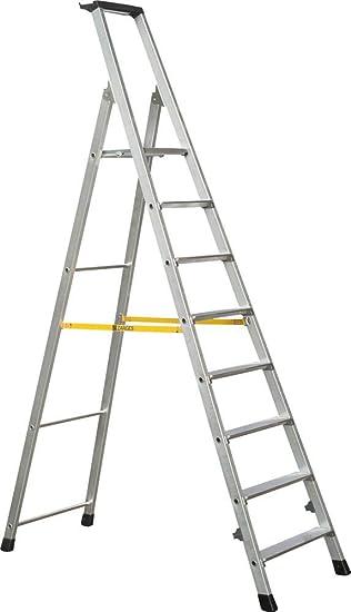 Zarges mastertool-escalera plegable con un puente en una sola, dirá Z300 42458: Amazon.es: Bricolaje y herramientas
