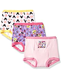 Girls' Minnie Mouse 3pk Training Pant