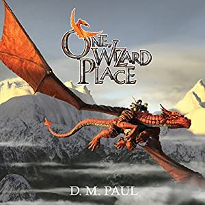 One Wizard Place Audiobook