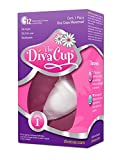 The DivaCup Copa Menstrual Reusable, Modelo 1