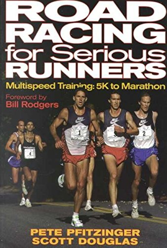 [Road Racing for Serious Runners] (By: Pete Pfitzinger) [published: November, 1998]