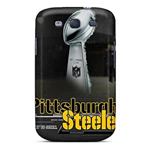 New Fashionable Pchcse TAg1863gwHg Cover Case Specially Made For Galaxy S3(pittsburgh Steelers)
