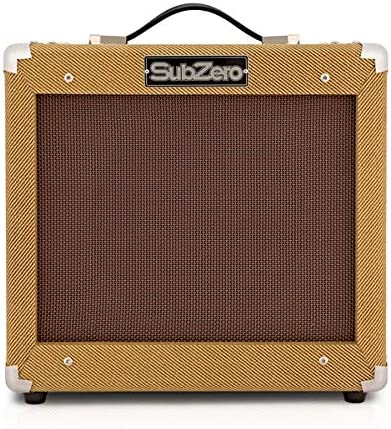 SubZero Tweed V35RG Amplificador de Guitarra: Amazon.es ...