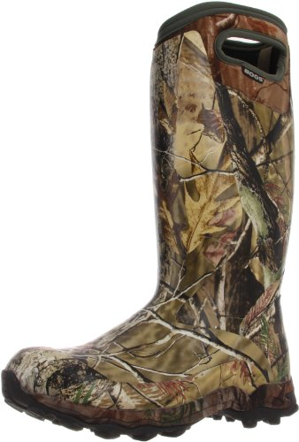 Bogs Men's Bowman Waterproof Insulated Hunting Boot, Real Tree, 14 D(M) US