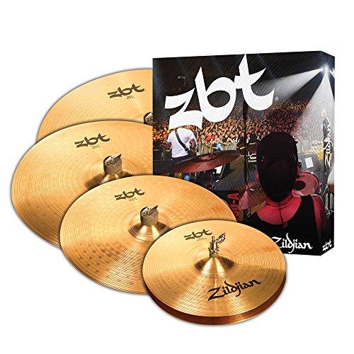 Zildjian ZBT 5 Cymbal Set - Zildjian Sets Cymbals