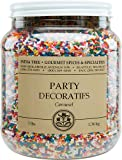 India Tree Carousel Decoratifs Canister, 3 Pound