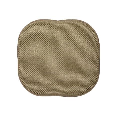 Amazon.com: Memory Foam Silla/Cojín para asiento Pad: Non ...