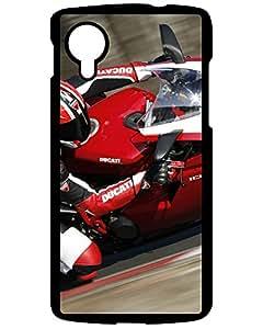 3355762ZH394781148NEXUS5 LG Google Nexus 5 Hybrid Tpu Case Cover Silicon Bumper Ducati Landon S. Wentworth's Shop