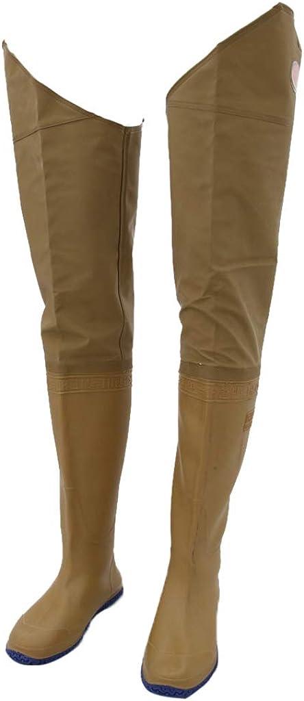 F Fityle Pantaloni Da Pesca Trampolieri Stivali In Gomma
