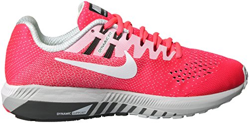 Racer Fog Zoom White Platinum 20 Structure Air Pink Shoes Pink Running Midnight Nike Women's Pure WMNS txqzz6