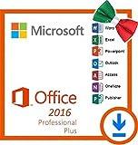 Microsoft OFFICE 2016 PRO PLUS PROFESSIONAL ORIGINALE E ITALIANO