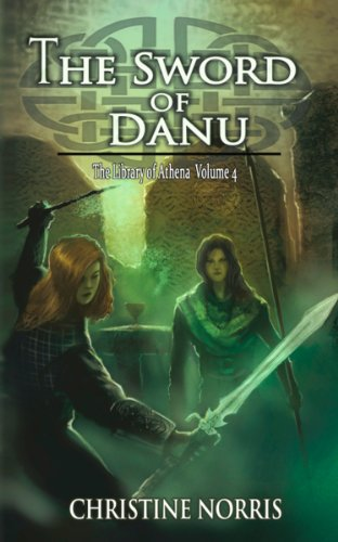The Sword of Danu (The Library of Athena Book 4)