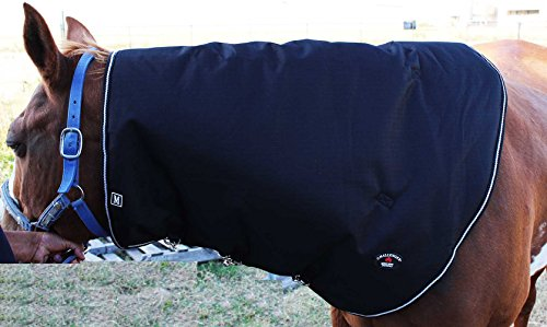 CHALLENGER Large Horse 1200D Waterproof Winter Mane Neck Cover Blanket 52014