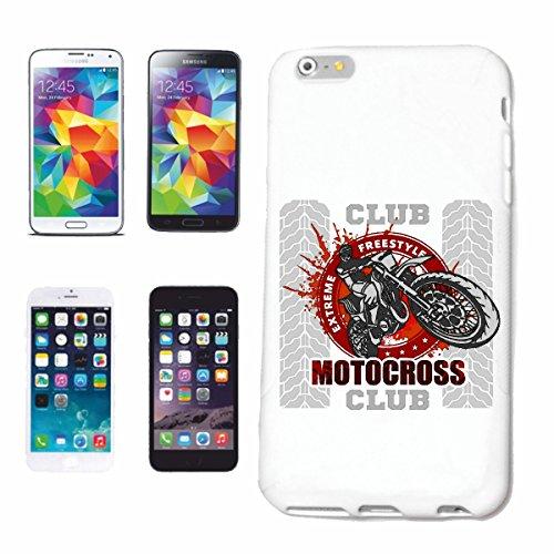 caja del teléfono Huawei P9 FREESTYLE MOTOCROSS EXTREME extremo del deporte del motocrós bicicleta al aire libre Crossbike Caso duro de la cubierta Teléfono Cubiertas cubierta para el Apple iPhone e