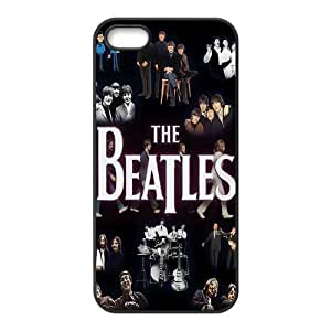 The Beatles Customize Protective Rubber Back Cover Skin Case Suit For iPhone 5 iPhone 5s