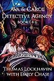 img - for Ava & Carol Detective Agency: Books 4-6 (Ava & Carol Detective Agency Series) book / textbook / text book