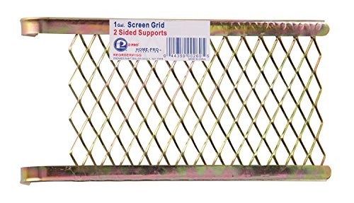 Premier 1 Gallon 2-Sided Paint Bucket Grid, Metal, (1 Gallon Grid)