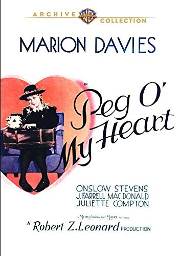 Peg o' My Heart (1933) by Marion Davies