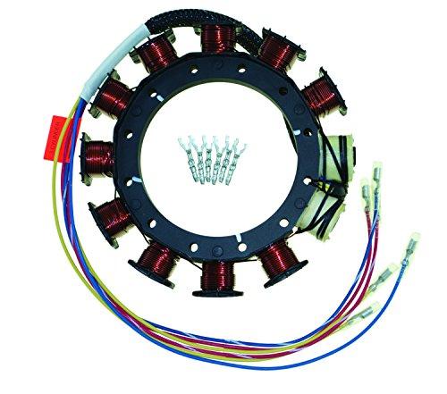 (CDI Electronics 174-8778K 1 Mercury/Mariner Stator - 2/3/4 Cyl. 9 Amp (1987-1996))
