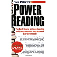 Power Reading: The Best, Fastest, Easiest, Most Effective Course on Speedreading and Comprehension Ever Developed
