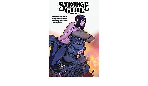 Strange Girl Omnibus: Amazon.es: Rick Remender, Various ...