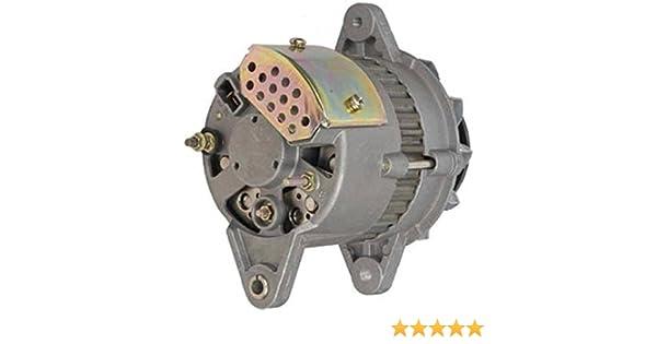 Alternator For Komatsu Compressor EC75ZS Crawler D20 D21 D31 D40 D41