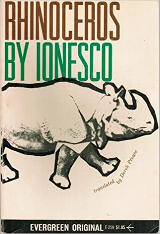 Rhinoceros Ionesco Ebook