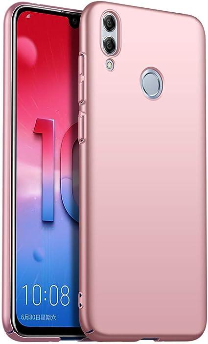 Funda Huawei Honor 10 Lite, Apanphy [Ultra Slim] [PC Duro] [Piel ...