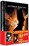 Batman Begins / Catwoman - Bipack 2 DVD