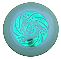Ultimate Frisbee Discraft Ultra Star 175g NIGHT GHOST NIGHT GLOW...