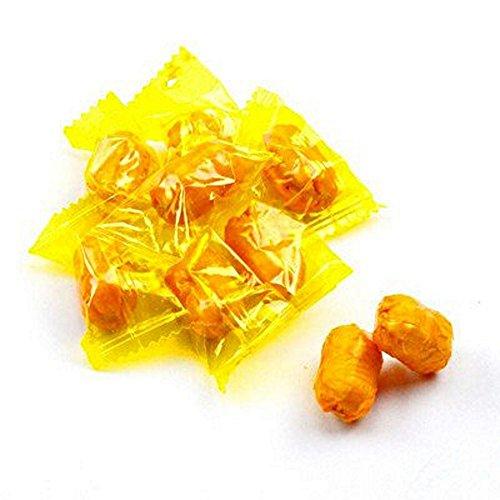 Gem Honey (Gemstone Honeycomb Filled Peanut Candy - 1 Pound)