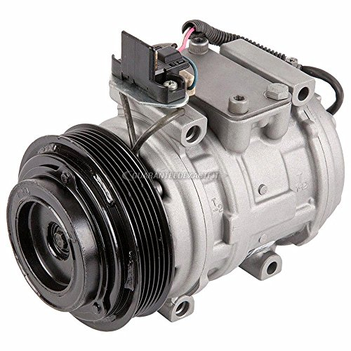 Remanufactured Genuine OEM AC Compressor & A/C Clutch For Mercedes Benz - BuyAutoParts 60-01179RC Remanufactured (Clutch Mercedes A/c Benz)