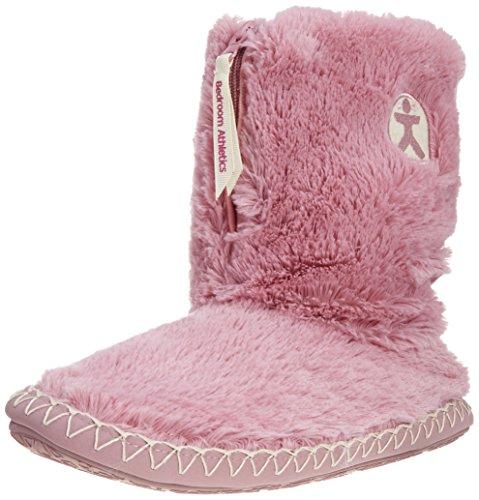 Bedroom Athletics Women's Marilyn Boot, Dusky Pink, Medium/7