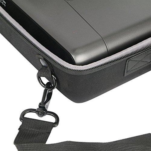 co2crea Hard Travel Case for Canon PIXMA iP110 Wireless Mobile Printer (Size 2) by Co2Crea (Image #3)