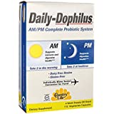 Country Life - Daily-Dophilus, AM/PM Complete Probiotic System - 112 Vegetarian Capsules